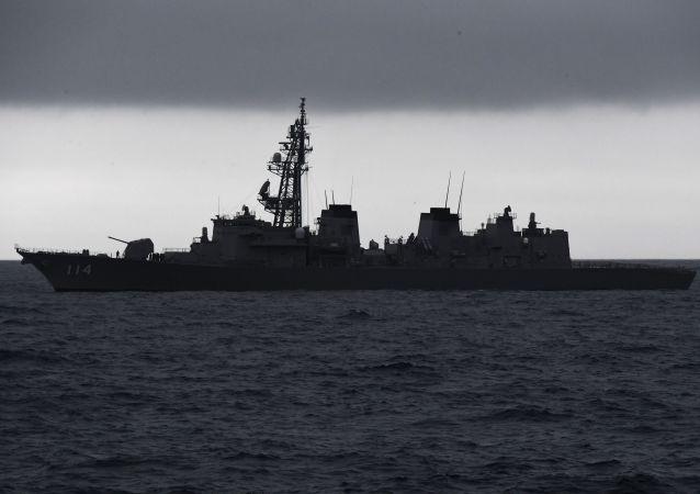日媒:日本或在美国联盟之外派军舰前往霍尔木兹海峡