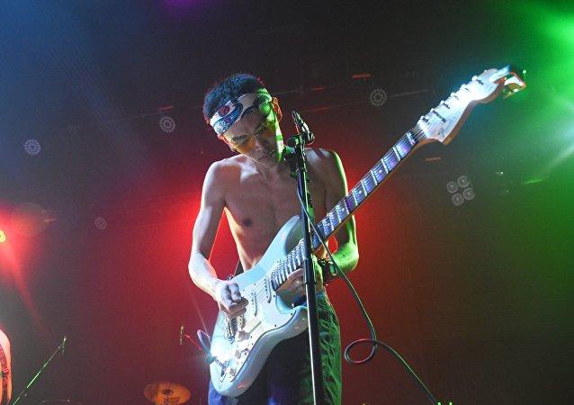 北京摇滚乐队将成为俄罗斯民族音乐节的主唱