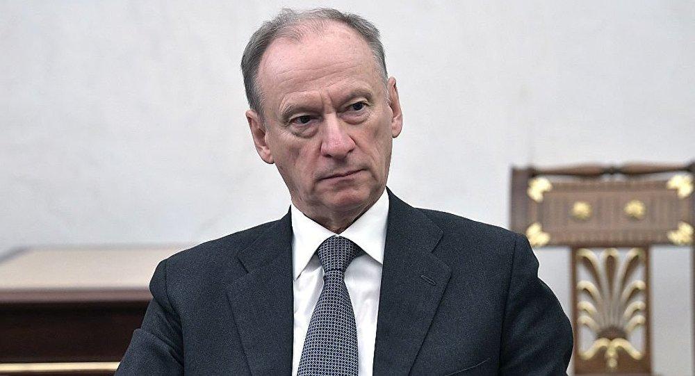 尼古拉•帕特鲁舍夫