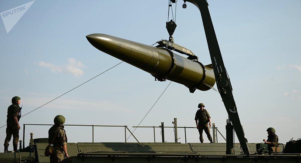 """""""伊斯坎德尔""""导弹系统"""