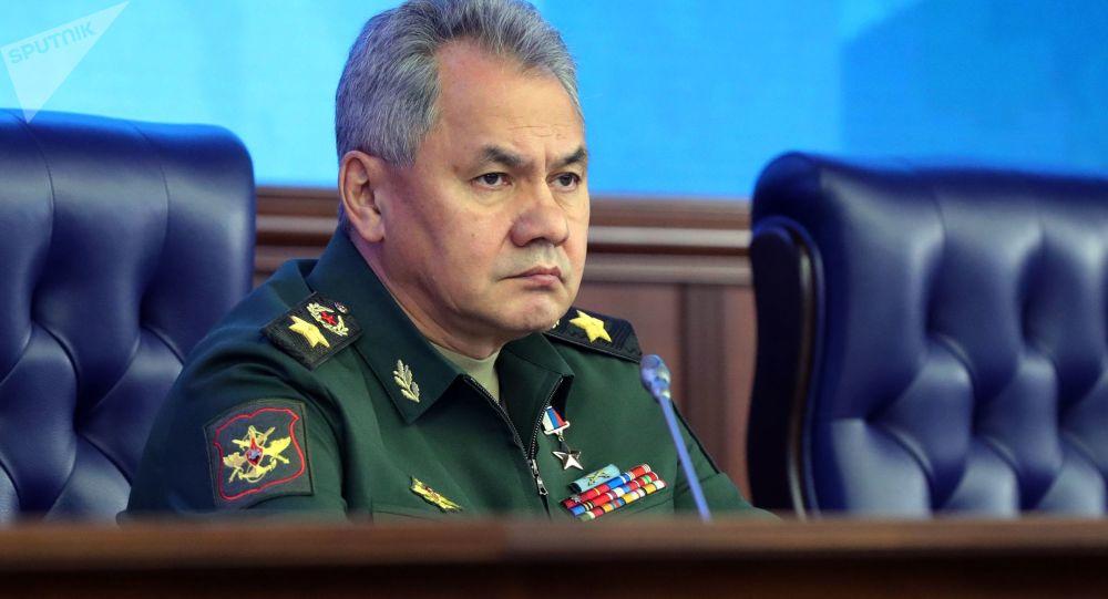俄防长:制订新的作战理论是未来主要任务