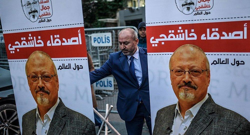 沙特法院对记者卡舒吉遇害案8名被告中的5人判处20年监禁