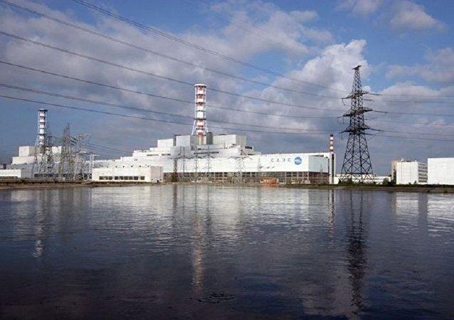 斯摩棱斯克市核电站(资料图片)