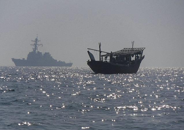 伊朗驻俄大使与俄副外长就波斯湾安全问题进行讨论