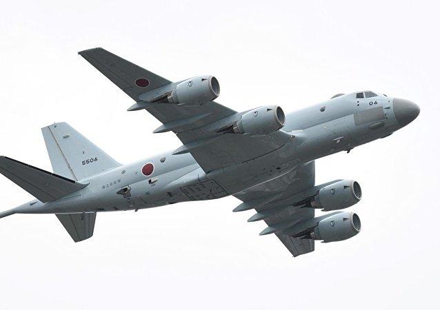 """日本拟在""""俄中战机有数量优势""""背景下增强航空自卫队实力"""