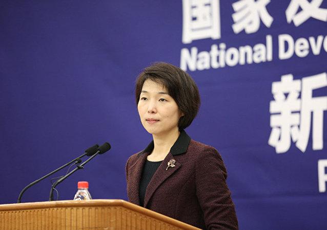 中国发改委官方发言人孟玮