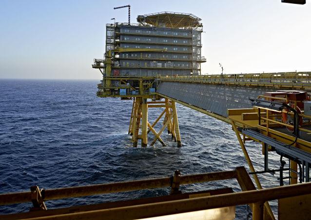 北海石油平台