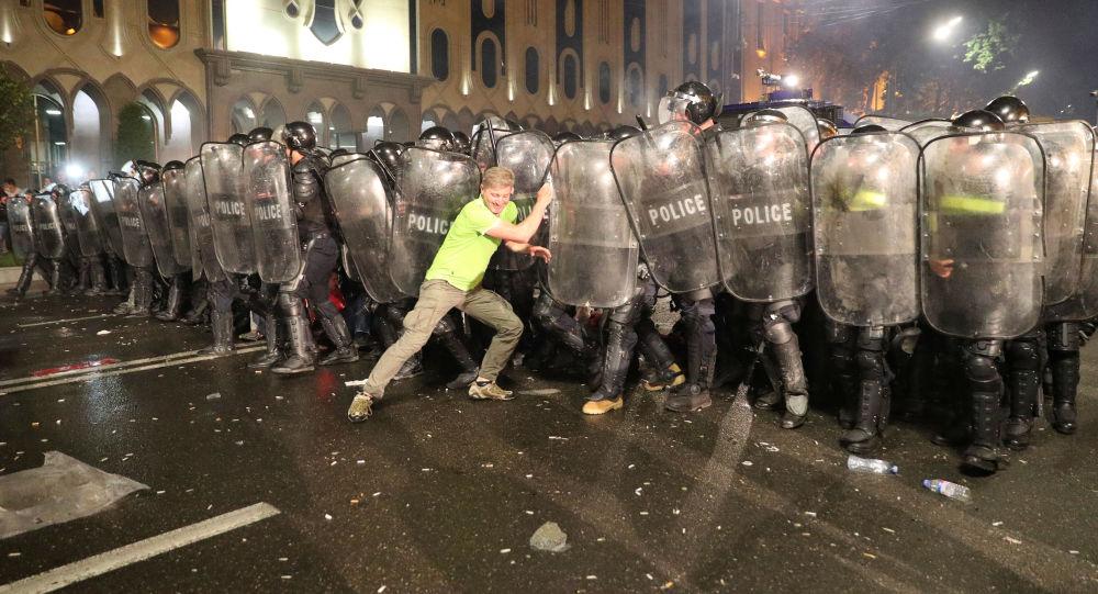 第比利斯警方