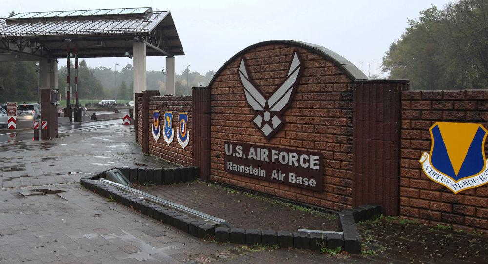 美国驻德国拉姆施泰因空军基地