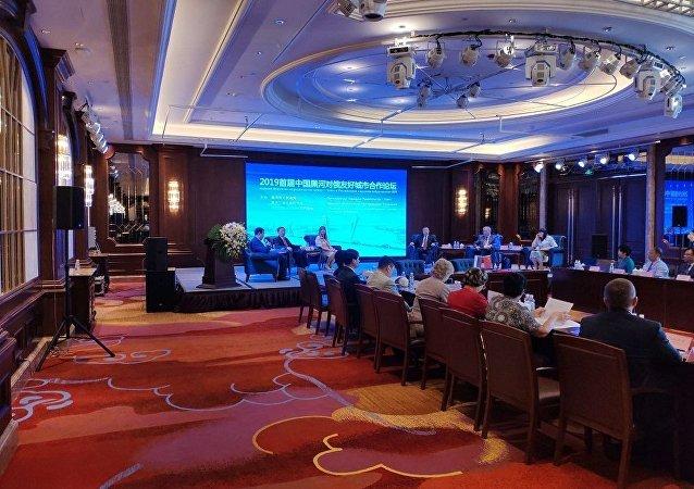 当地政府:雅库特涅留恩格里区与中国的经济合作集中于原材料项目
