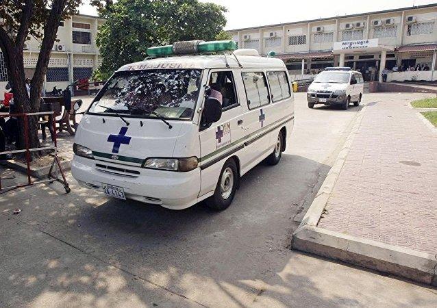 柬埔寨救护车