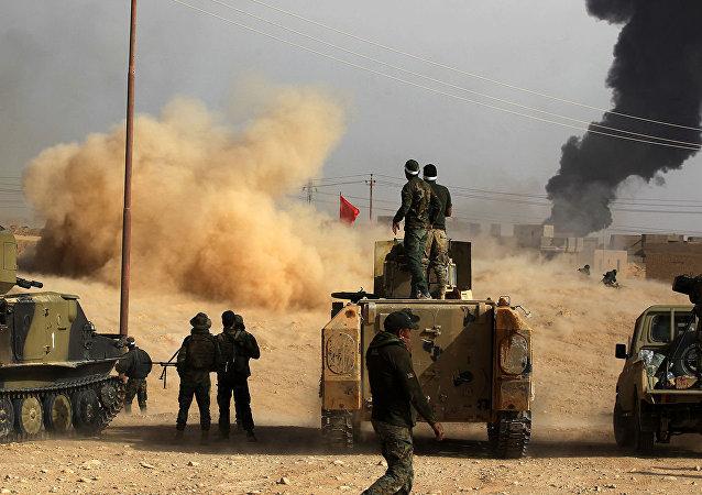 伊拉克军方