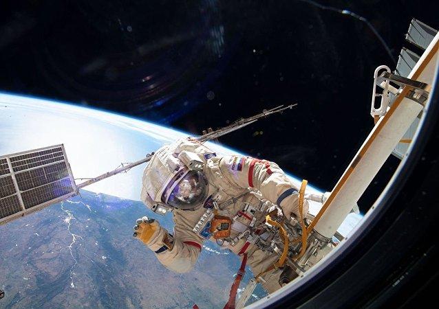 """""""联盟MS-11""""飞船的发动机从轨道脱离时发生异常情况"""