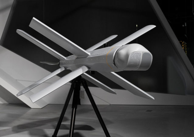 俄卡拉什尼科夫集团在IDEX-2021上展出新型无人机 资料图