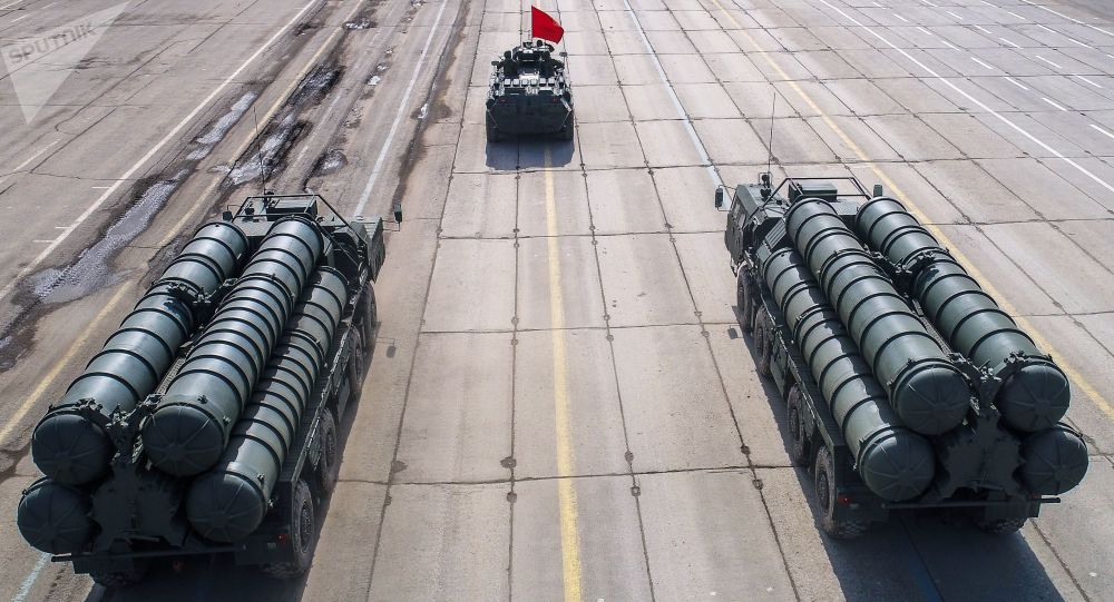 美代理防长称今日他将与土耳其防长就供应俄S-400系统问题进行讨论