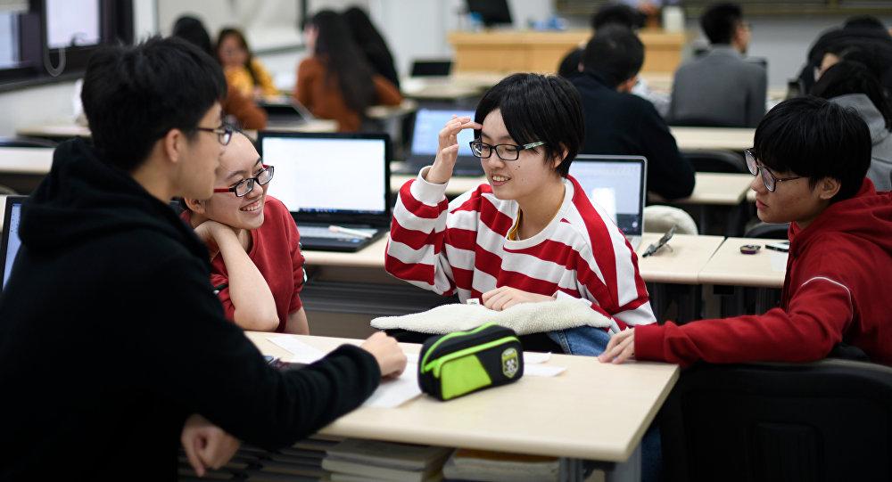 俄彼得大帝理工大学为中国学生举办游学活动