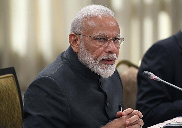 印度总理莫迪叔母因新冠肺炎离世