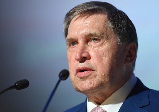 俄罗斯总统助理尤里·乌沙科夫
