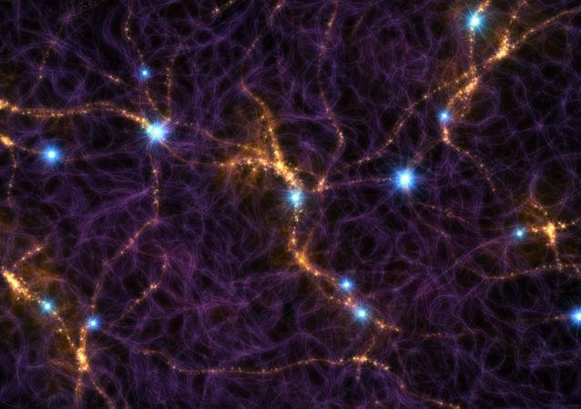 美国加州理工学院研究者发现宇宙异常信号的来源