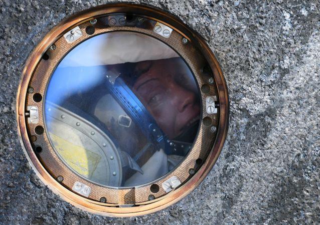 宇航员安妮·麦克莱恩