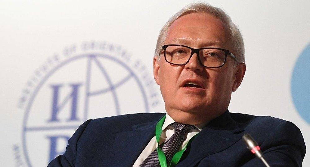 俄外交部副部长里亚布科夫