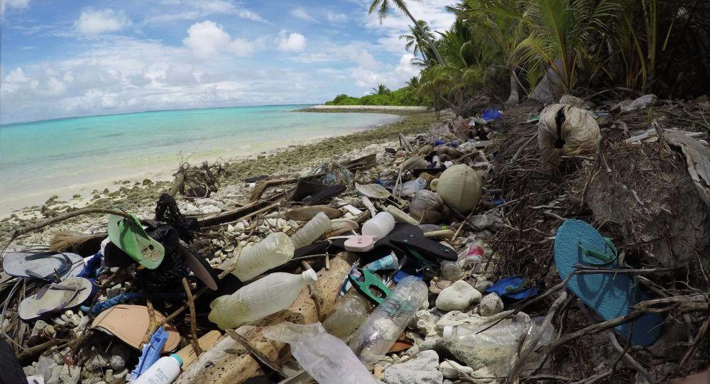 越南制定关于至2030年减少海洋塑料垃圾的国家行动计划