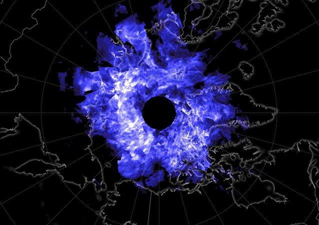 地磁北极从加拿大移向俄罗斯的原因找到