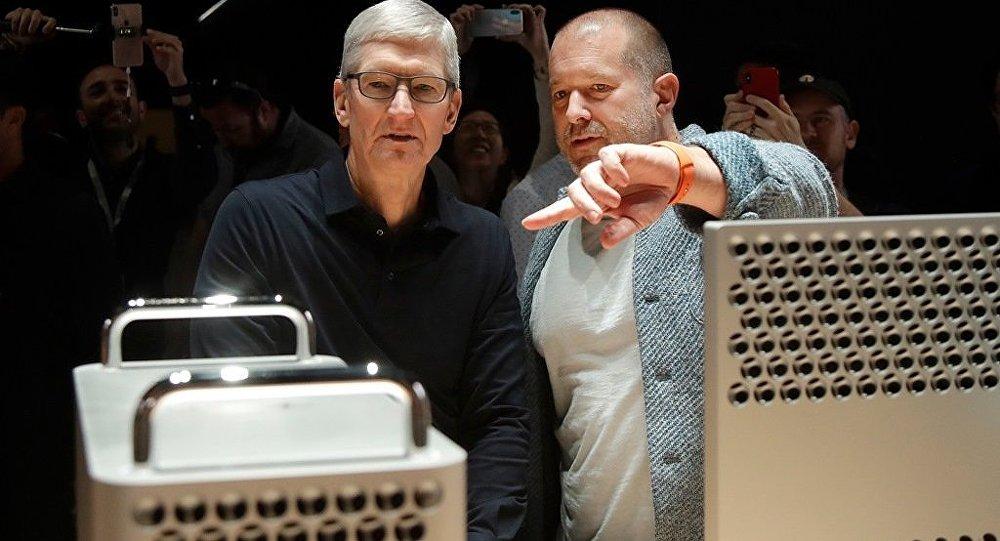 为何苹果首席设计官乔纳森·艾维选择离开?