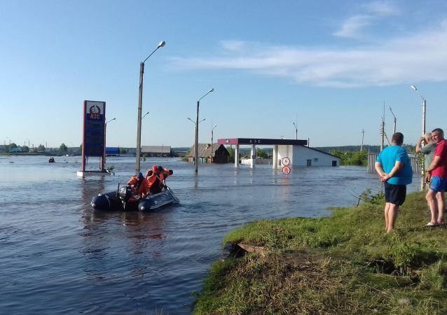 伊尔库茨克州洪灾已经导致22人死亡