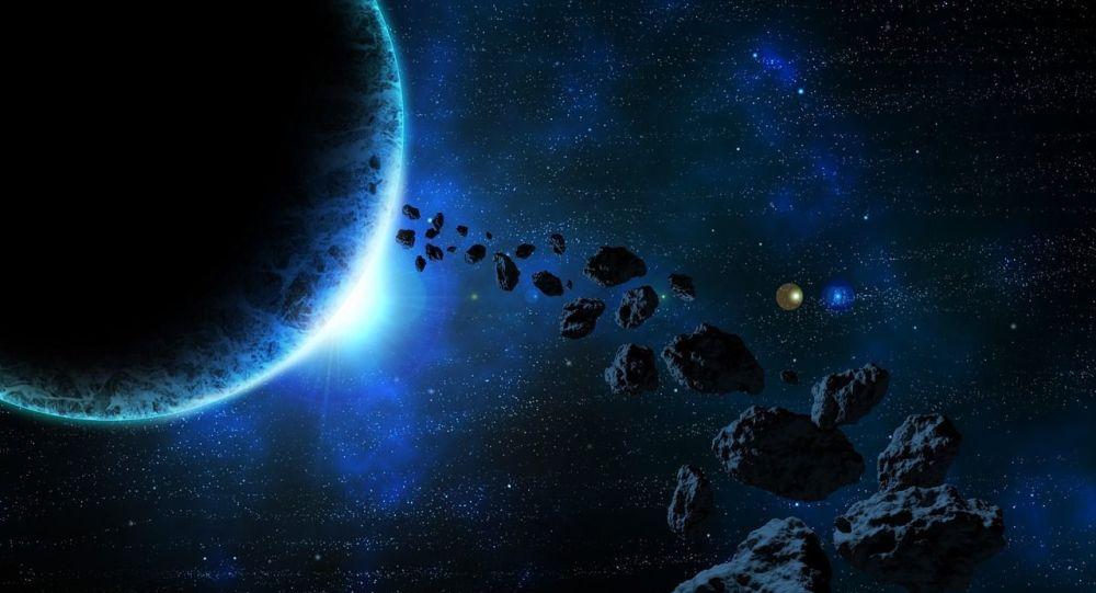 俄科学家:冠状病毒可能来自太空