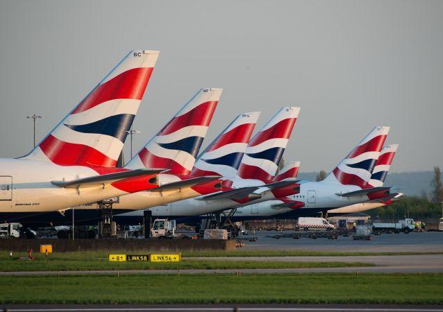 英国航空公的客机