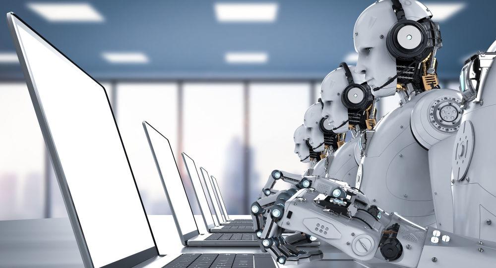 机器人化将导致俄罗斯未来10年将减少最多600万个工作岗位