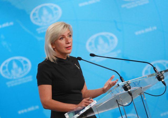 俄外交部:莫斯科反对美国因土购买S-400系统对安卡拉实施单方面制裁