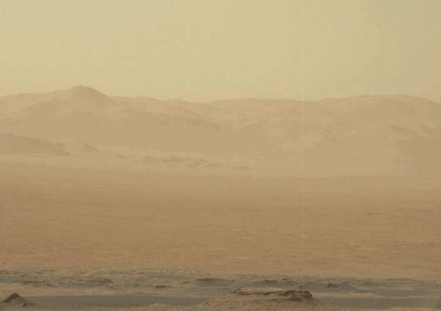 火星沙尘暴