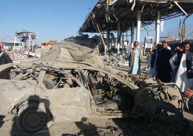 阿富汗爆炸事件伤者人数增至179人