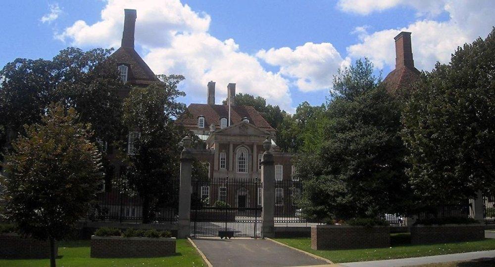 英国驻美国大使官邸