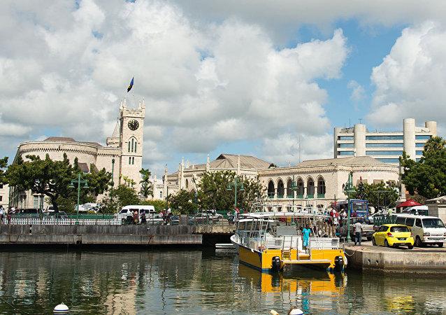 巴巴多斯首都布里奇顿