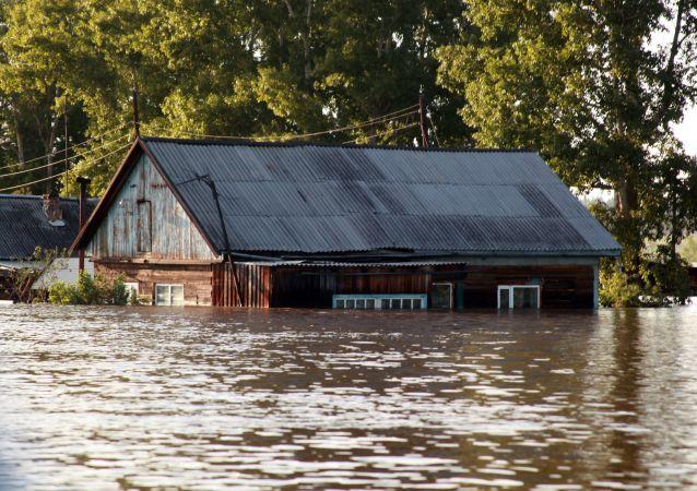 俄伊尔库茨克州洪灾遇难人数升至23人