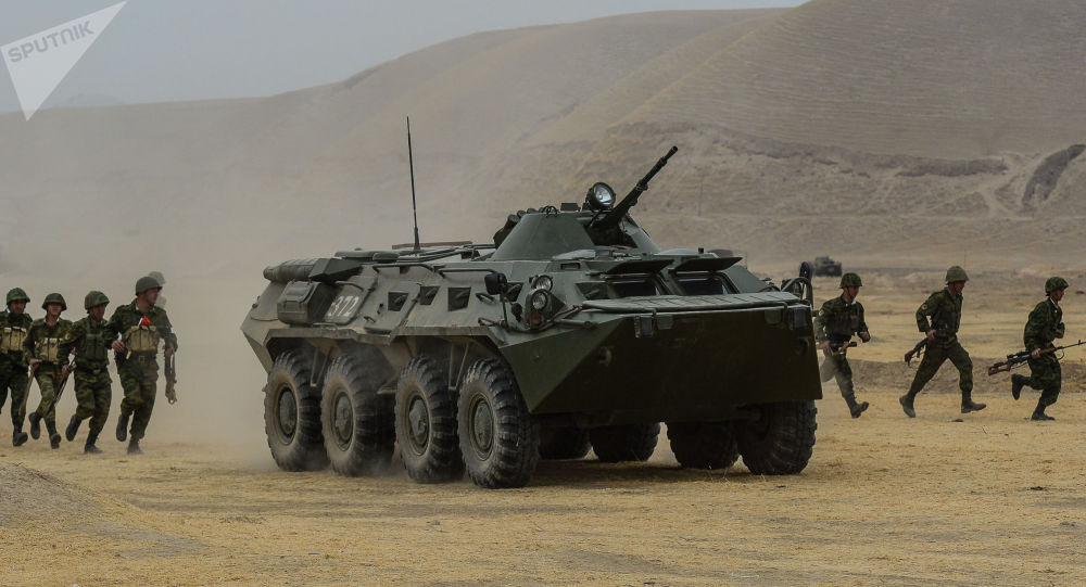 中国和塔吉克斯坦将于7月底在帕米尔高原举行联合军演
