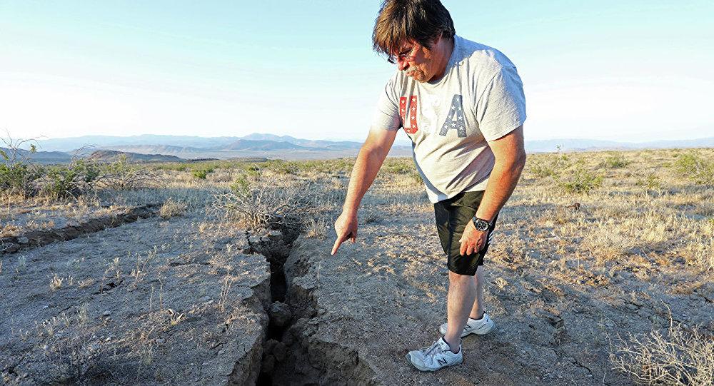 地震学家预测美国加州会发生更具破坏性的地震