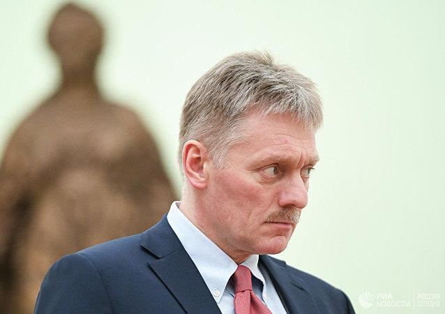 克宫:俄现在不可能出现苏联当年对切尔诺贝利事故保持沉默那样的情况