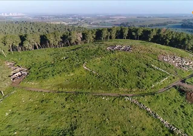 以色列考古学家发现圣经中的洗革拉遗址