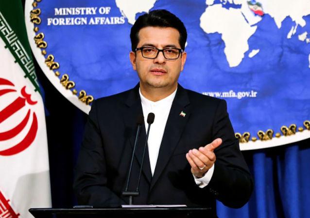 伊朗外交部发言人阿巴斯∙穆萨维