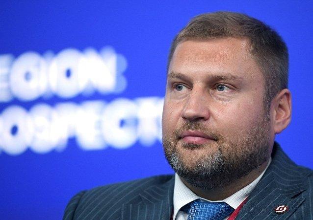 俄罗斯亚洲工业家和企业家联盟主席曼凯维奇(资料图片)