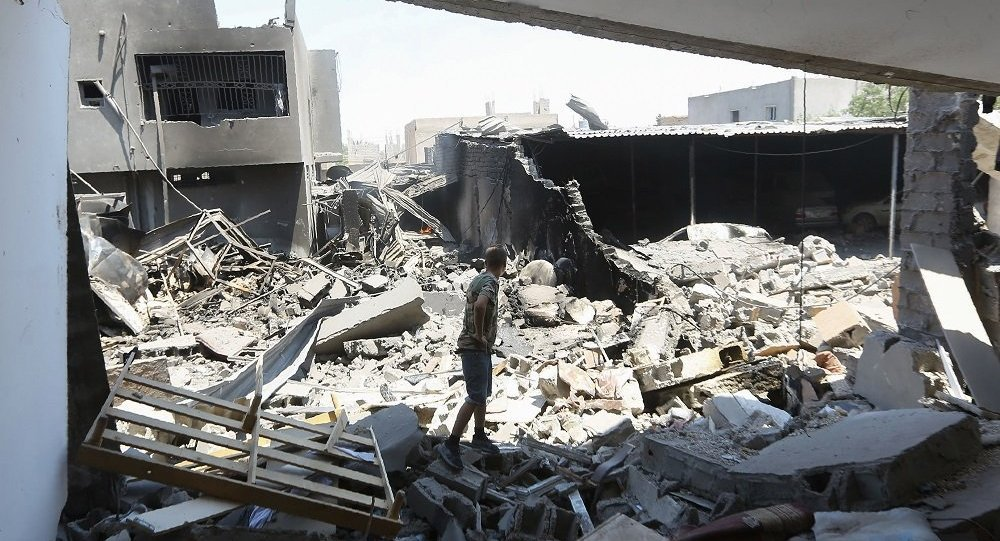 利比亚民族团结政府指责国民军破坏停火