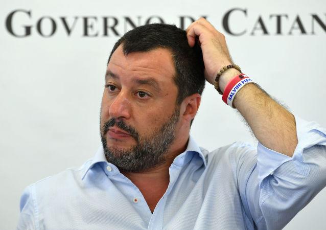 意大利副总理:没拿过俄罗斯一戈比