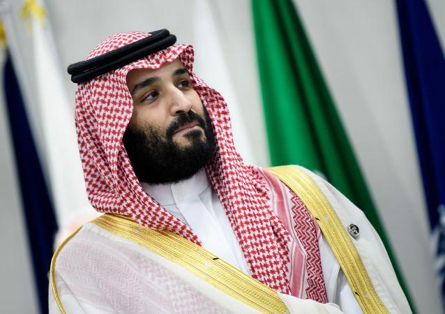 沙特王储祝贺特朗普消灭巴格达迪