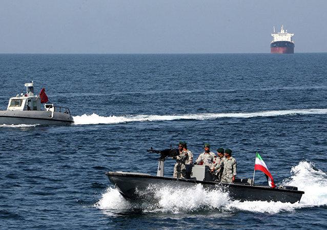 英国在直布罗陀扣留伊朗船只的行动令人愤慨