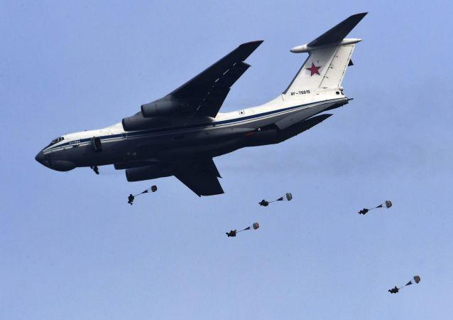 俄罗斯空降兵自年初起完成逾17万次伞降