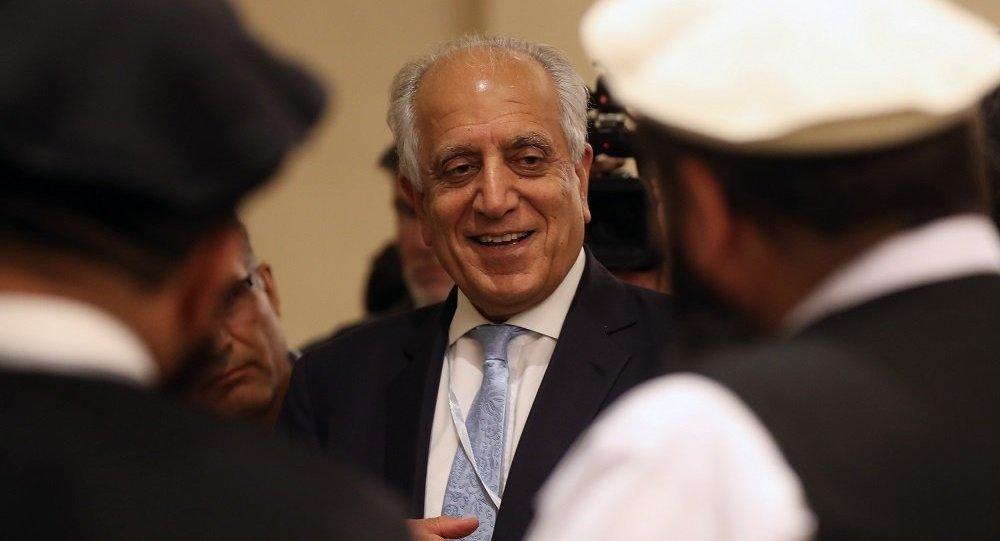 美国国务院:美阿富汗问题特使将访问卡塔尔、阿富汗和巴基斯坦